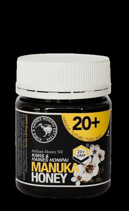 Haines UMF 20+ Manuka med