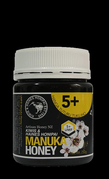 Haines UMF 5+ Manuka med